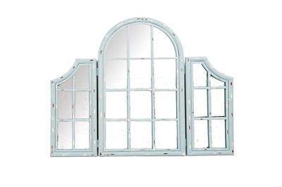SPECCHIO FINESTRA SPECCHIERA ARREDO BAGNO CAMERA STILE INGLESE in Casa, arredamento e bricolage,Decorazione della casa,Specchi | eBay