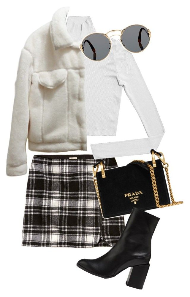 """""""Drew Barrymore."""" by sapphire-effect on Polyvore featuring Hollister Co., Prada and modern"""