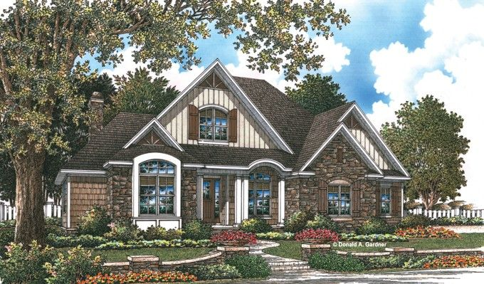Craftsman house plan with 2234 square feet and 3 bedrooms for Dream source house plans