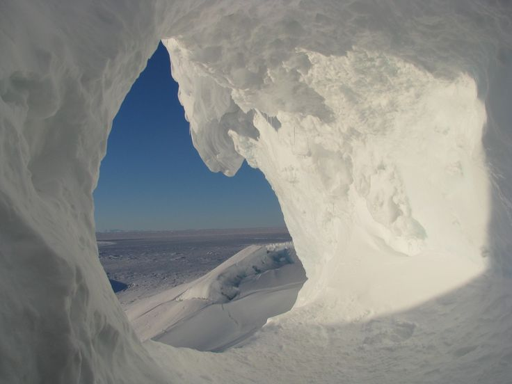 Inside the most AMAZING ICE Caves – These views are UNREAL!
