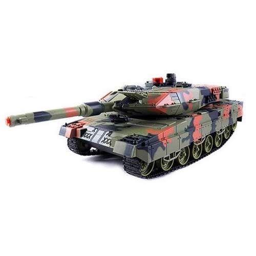 Zdalnie Sterowany Czołg ABRAMS. Wymarzony prezent dla chłopca.