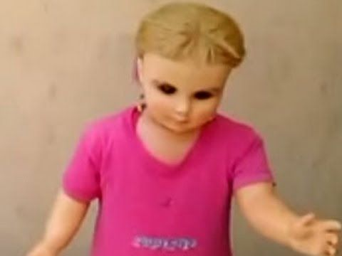 Possessed Doll Walks by Itself in Mexico? - YouTube