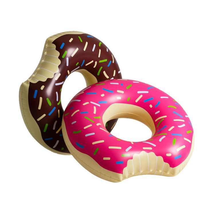 Donut Pool Floatie