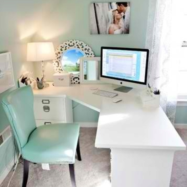 Fortable And Cute Home Office Design Ideas: Cute Home Office