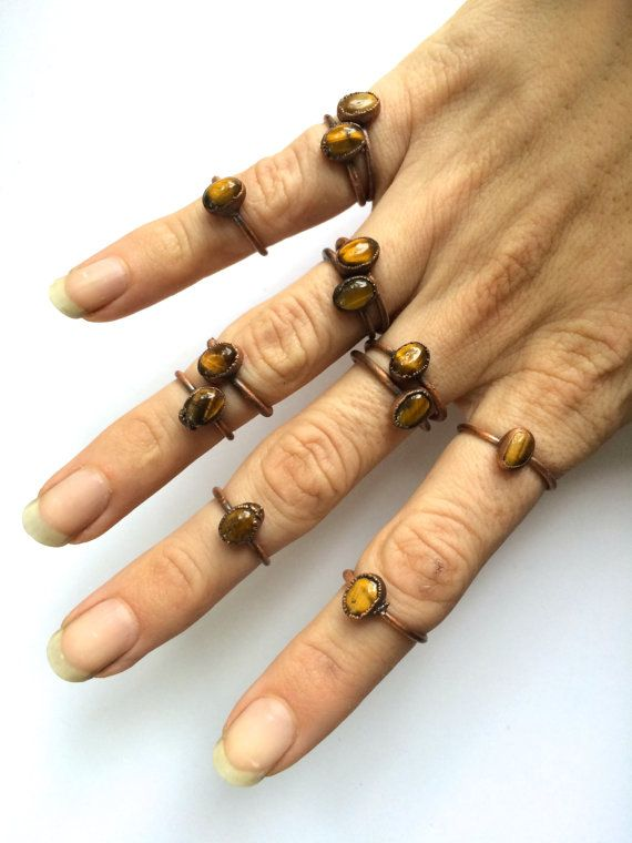 Hey, I found this really awesome Etsy listing at https://www.etsy.com/listing/222152458/tigerseye-ring-simple-tiger-eye-stacking