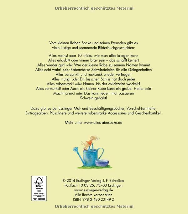 Alles Frühling mit dem kleinen Raben Socke Der kleine Rabe Socke: Amazon.de: Nele Moost, Annet Rudolph: Bücher