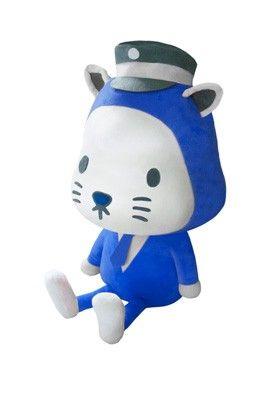 にゃんばろう #Osaka #Japan #Character Osaka Japan Character