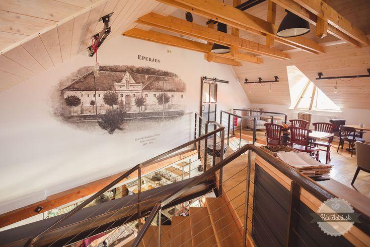 interiér zwicker restaurant