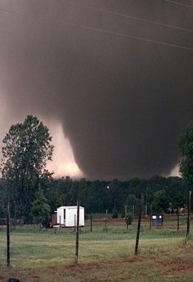 May 3, 1999 Tornado In Moore, Oklahoma