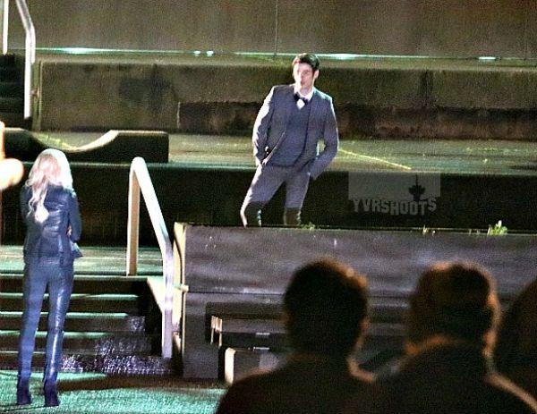 'The Flash': Primeras imágenes del rodaje con Danielle Panabaker como Killer Frost - Noticias de series - SensaCine.com