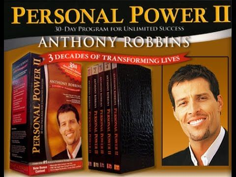 Tony Robbins-Meeting With Masters