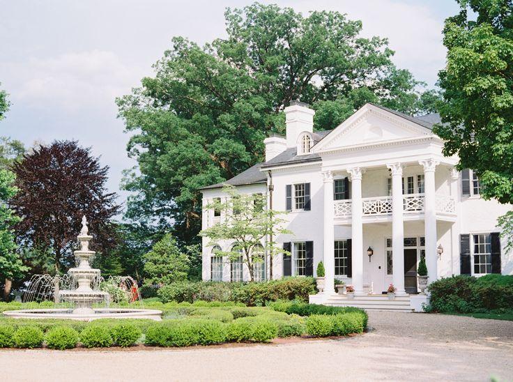 Keswick Vineyards Wedding Charlottesville, Virginia