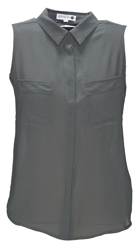 Top from Cotton On. #safarichic is trending at Westfield New Zealand.