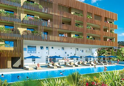 Résidence Terra Gaia à Sète prix promo location Sète Odalys Vacances à partir de 230.00 €