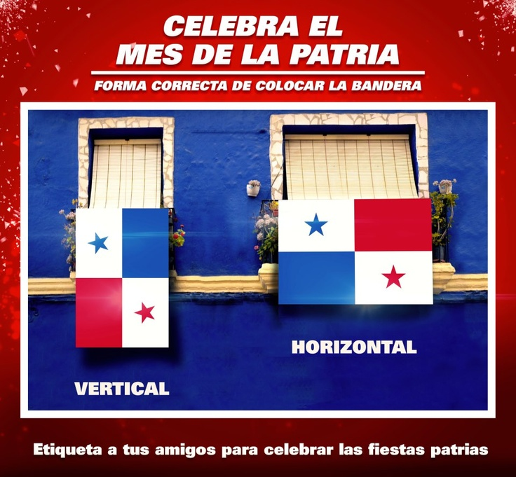 flag day en panama