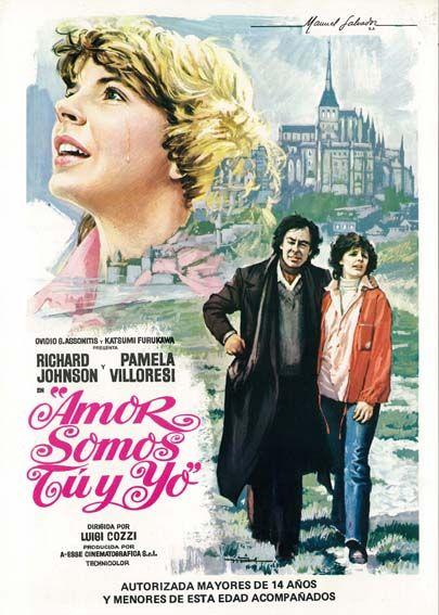 """Amor somos tú y yo (1976) """"Dedicato a una stella"""" de Luigi Cozzi - tt0189467"""