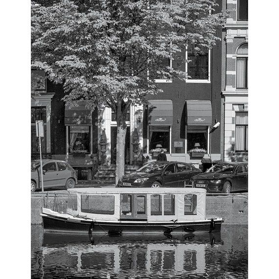 """""""Amsterdam Canals #4"""""""