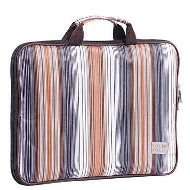"""strimler fashion style laptop hånd bag for merkevare av asus lenovo er under 11 """"13"""" 15 """"størrelse – NOK kr. 420"""