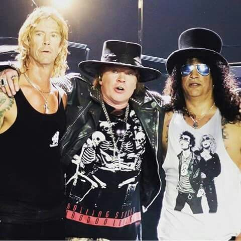 Guns 'N Roses reunion concert 2016                                                                                                                                                                                 Más