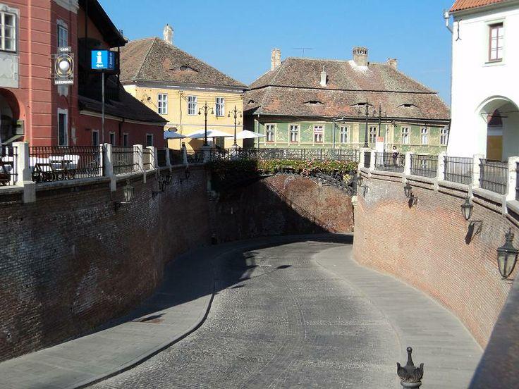 podu mincinosilor sibiu | Sibiu- Podul Mincinosilor