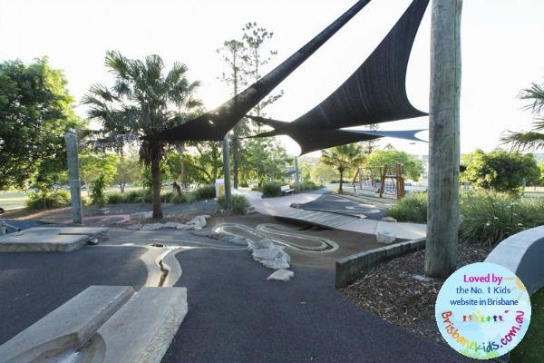 Queens Park in Ipswich | Adventure playground with animals and gardens - Brisbane Kids