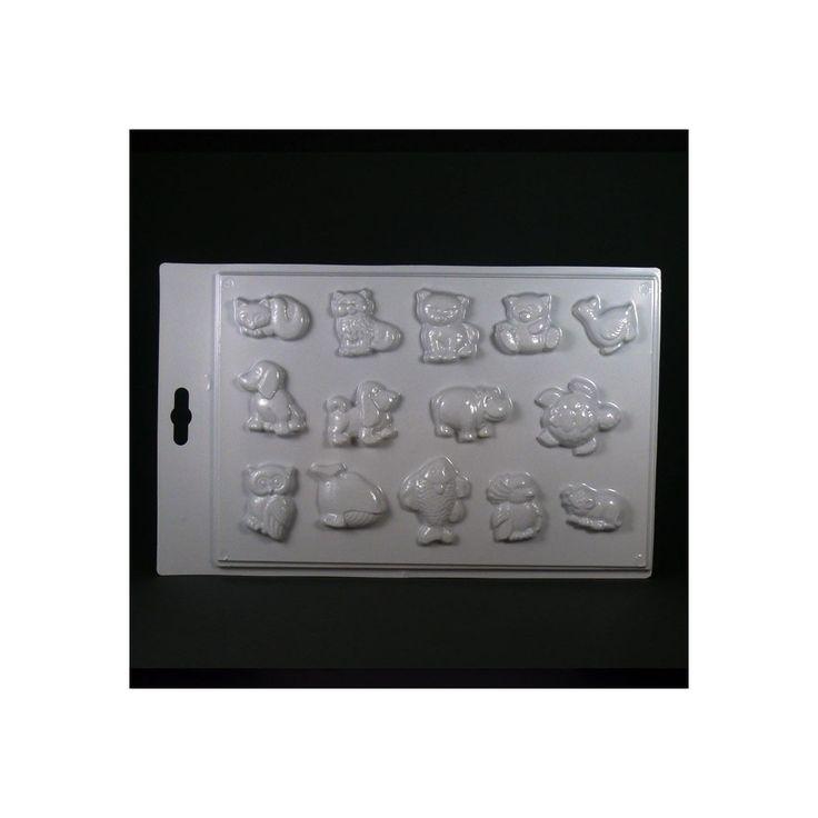 Gipszöntő sablon mini állatok - Minták, figurák - KHSHOP.HU - A Kreatív Hobby webáruház