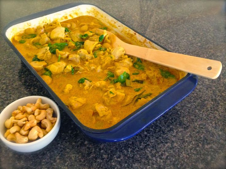 The VZUG Combi-Steam Queen: Coconut Chicken Korma Curry - The Perfect Make Ahe...