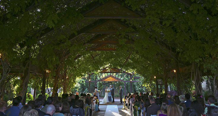 Albuquerque Botanic Gardens Wedding Venue Kevin S Photography Photographers New Mexico Se