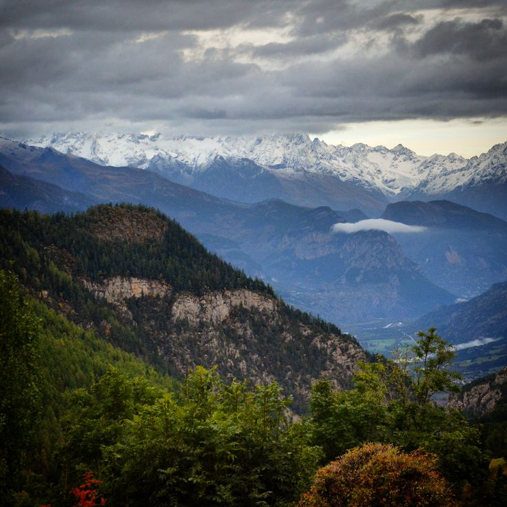 Elle arrive, tout doucement... :-) #Vars #VarsFob #MyHautesAlpes #TourismePACA #Montagne #Automne