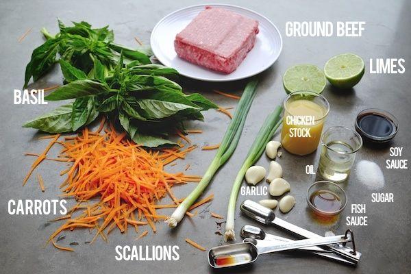 Thai Beef with Basil  || shutterbean