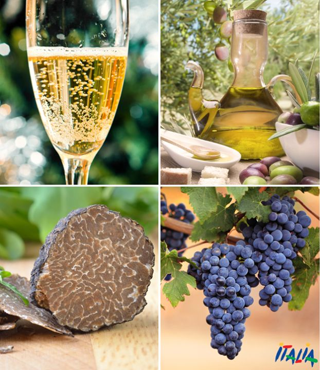 Autumn is a season rich with new things: olive oil, wine, truffles, festivals and much more!