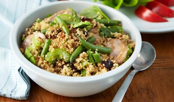 PORK AND PLUM COUS COUS