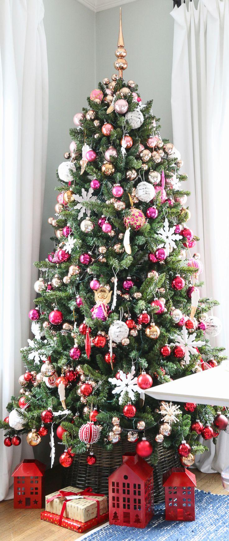 Unique christmas decorations - Unique Christmas Tree Decorating Ideas
