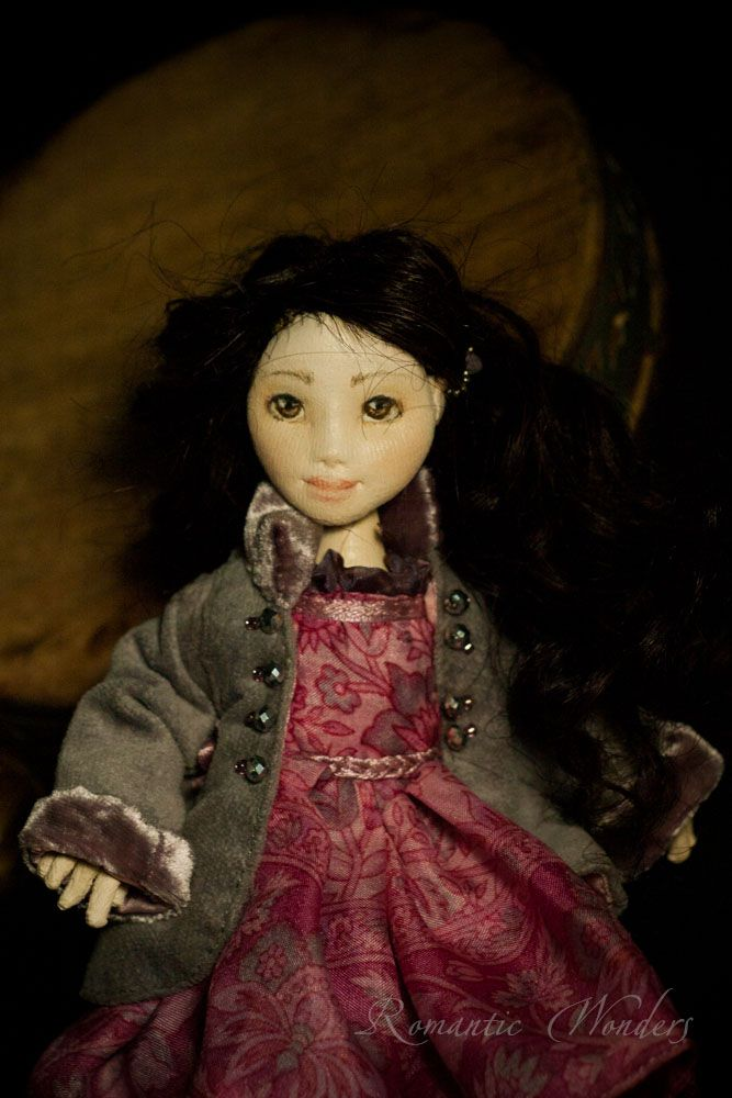 ''Leyla'' by 'Romantic Wonders Dolls'