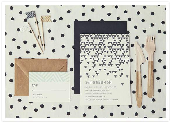 30th birthday invites — Designspiration
