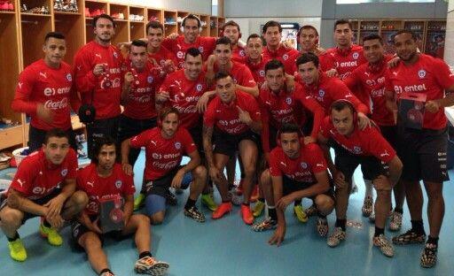 Grupo Selección Chilena.