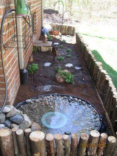 Turtle garden idea