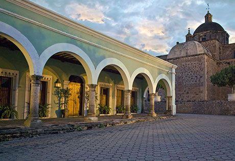 Álamos, Sonora,  la ciudad más colonial del norte de México