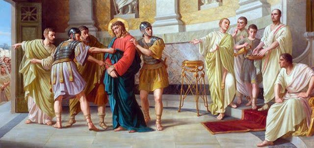 """Ψυχή και Αστρολογία   """"Psychology & Astrology"""": Πόσες οι Δίκες Του Ιησού Χριστού ?!... ντοκουμέντα..."""