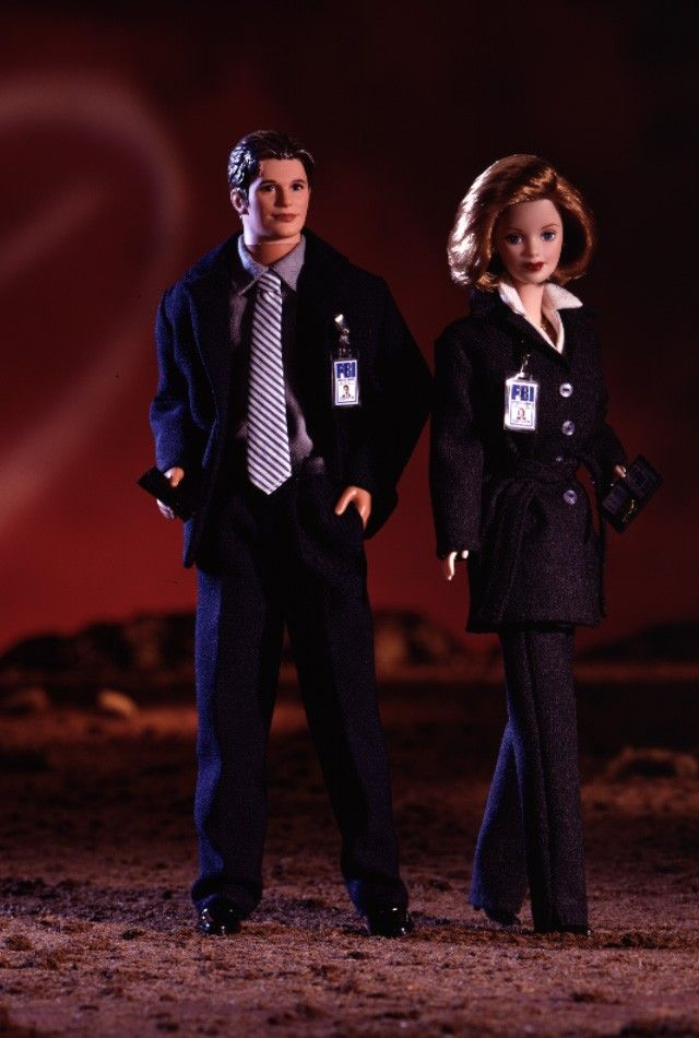 The X-Files™ Giftset | Barbie Collector