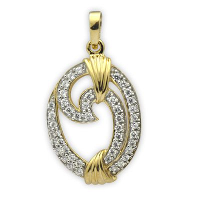 Product Description  This Pendant from Uppergirdle is intricately done in 14k white gold weighting 3.27gms and dazzles with 45 round cut glorious diamonds of FG color and SI quality weighing in total of 0.54cts .The light-weight pendant Gross weights 3.38 gms only. All Uppergirdle products come with an igi certificate to assure confidence and integrity. Worn at all times. (Chain not included).