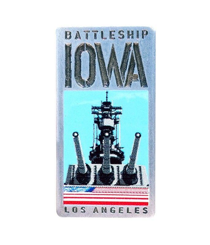 USS Iowa Online Store | USS Iowa Pin USS Iowa Online Store |