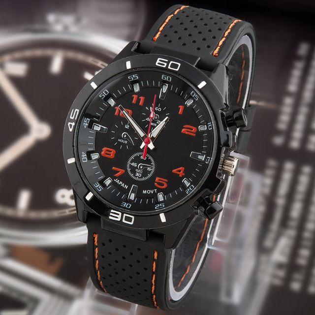 Quartz Business Men's Watches,Men's Military Watches,Men's Corium Leather Strap Sports Watches relogio masculino