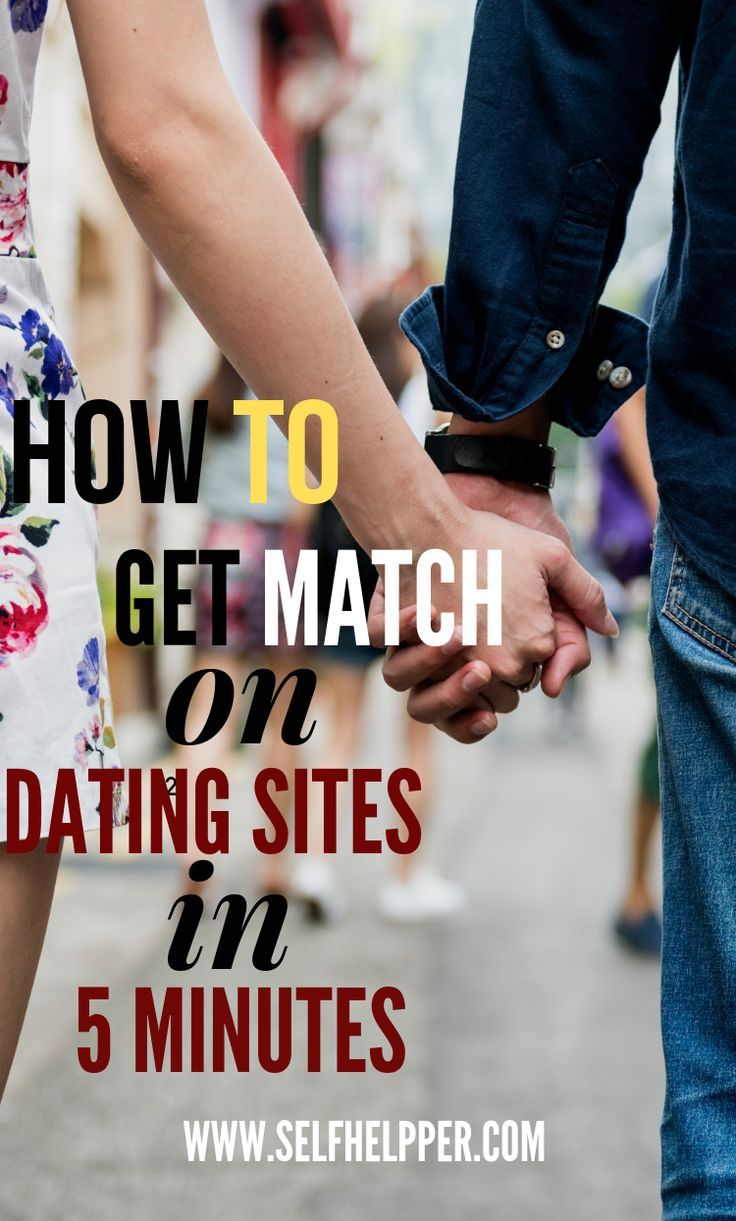 Dating site picture tips