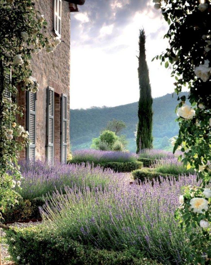 50+ Amazing Ideas French Country Garden Decor bedewangdecor.com … #gardeningdec …