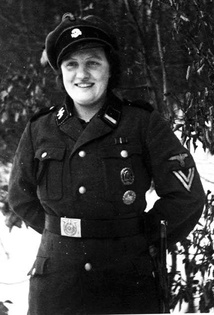 ss girls Nazi