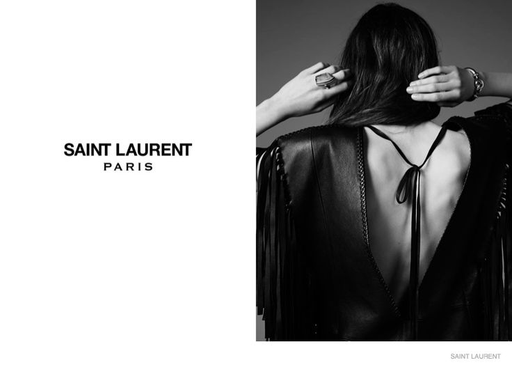 """See Saint Laurent's 70s Chic """"Psyche Rock"""" Collection"""