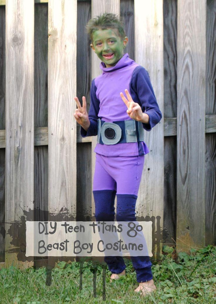Best 25 Beast Boy Costume Ideas On Pinterest  Teen -8136
