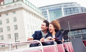 Groupon - Miami City Bus Tour with Optional Biscayne Bay Boat Cruise from Gray…