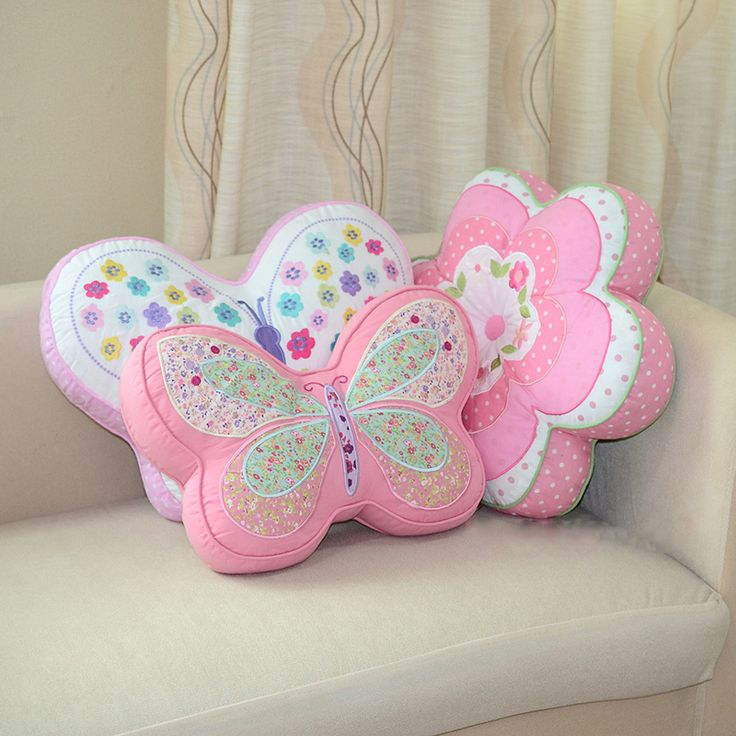 25 best ideas about butterfly pillow on pinterest - Sofas para ninas ...